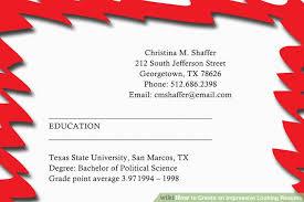 Best Size Font For Resume Font Size 9 Resume