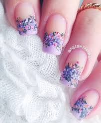 45 purple nail art ideas nenuno creative