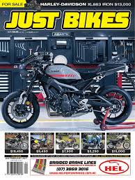 just bikes issue 335 2 february 2017 motorcycle harley davidson