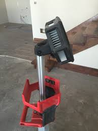 milwaukee m18 trueview led stand light mechanical hub review milwaukee tool m18 trueview led stand