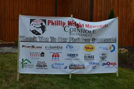phillip wright memorial cornhole tournament gretna theater family pharmacy in tight squeeze fisher auto parts in chatham and chatham dmv select paul wright constructed the cornhole boards and
