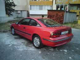 opel calibra tuning 1992 opel calibra specs and photos strongauto