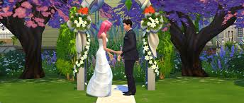 wedding arches in sims 3 social events throwing a party in the sims 4