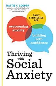 shyness and social anxiety workbook proven step by step