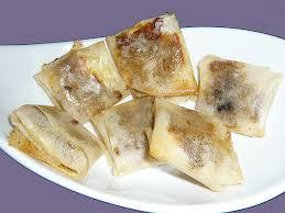 cuisiner des feuilles de brick feuilles de brick au fromage de chevre recettes astuces et déco
