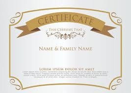 design a certificate template imts2010 info