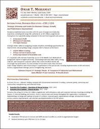 Award Winning Resume Examples by National Award Winning Executive Resume Examples Executive Cover