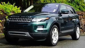 chrome range rover evoque used 2012 land rover range rover evoque for sale edmonds wa