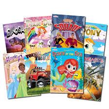 8 kids u0027 coloring books u2013 kappa puzzles