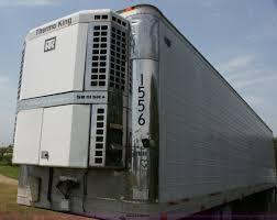 1996 wabash reefer trailer item h7435 sold july 16 truc