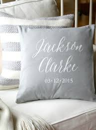 personalized pillows for baby nursery accent pillows project nursery