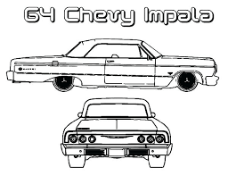 coloring pages of lowrider cars lowrider coloring pages impala cars coloring pages lowrider art