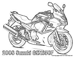 dirtbike coloring pages motorbike colour in kids coloring europe travel guides com