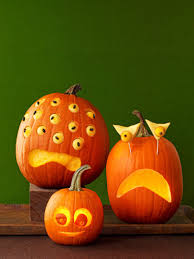 using 11 common household objects to decorate your pumpkin homes