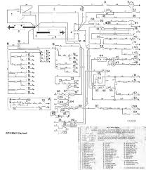 gt6 wiring diagram gt6 wiring diagrams instruction