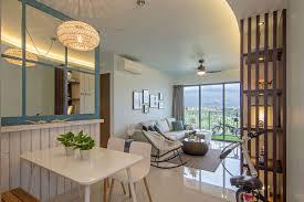 Urban Kitchen Singapore Posh And Luxurious Apartment In Singapore Showcases Exclusiveness