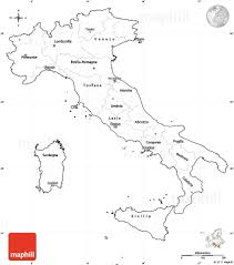 Map Of Italy Cities by Blank Map Of Ancient Italy You Can See A Map Of Many Places On