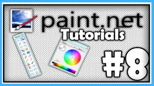 paint net tutorials part 8 changing eye colour and selection