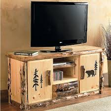 console table tv stand products in utah mountain furniture rustic tv stands on black