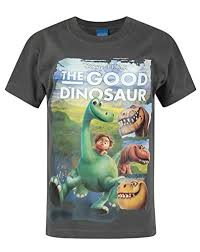 official the dinosaur boy s t shirt clothing