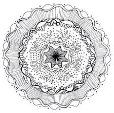 Downloadable Adult Coloring Pages Free Mandala Adult Coloring Page Free Easy To Print Coloring Pages
