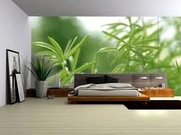 garden artistic bedroom decoration ideas using bedroom plant