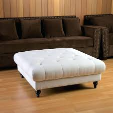 coffee tables simple houndstooth ottoman footstool ballard