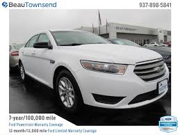 ford certified pre owned certified pre owned 2015 ford taurus se 4dr car in vandalia p8775
