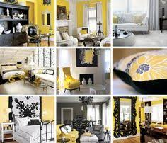 yellow decor ideas decorating with yellow and gray decorating gray and bedrooms