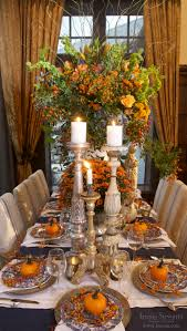 Thanksgiving Table Setting by Fall Autumn Thanksgiving Holiday Tablesetting Inspiration