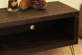 Barn Wood Sofa Table by Atlas Reclaimed Wood 48