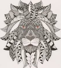 nice colouring pages for adults to colour in of animals to print