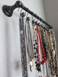 Jewelry Storage Solutions 7 Ways - 150 dollar store organizing ideas and projects for the entire home