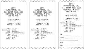 ecard gift card gift card program reports ecard systems