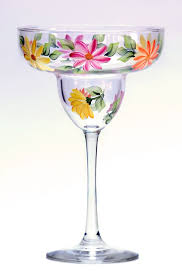 margarita glass cartoon 772 best painted wine glasses images on pinterest glass paint
