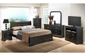 Full Size Bedroom Furniture by Black Bedroom Furniture Queen Video And Photos Madlonsbigbear Com