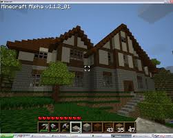 Tudor Style Houses by Tudor Style Mansion Complete Alpha Survival Single Player