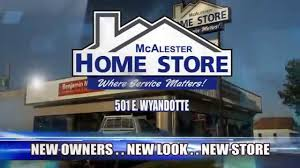 mcalester home store youtube