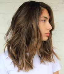 long bobs with dark hair 45 balayage hairstyles 2018 balayage hair color ideas with