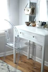 bedroom table and chair vanity table chair mirror for the small desk in bedroom ghost