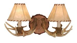 Double Light Wall Sconce Wall Sconces