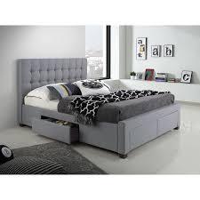 Dg Casa Belmont Storage Platform Bed Dg Casa Wingback Storage Bed Storage Designs