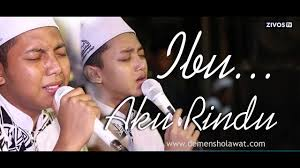Download Mp3 Gus Azmi Ibu Aku Rindu | terbaru ibu aku rindu lirik voc gus aif dan gus azmi live