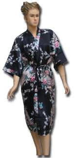 kimono robe de chambre paon kimono peignoir robe de chambre yukata japonais amazon fr