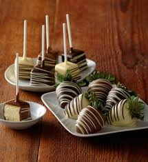 chocolate covered fruit baskets chocolate covered strawberries fruit delivery harry david