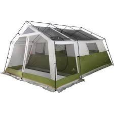 ozark trail 8 person family cabin tent with screen porch walmart com