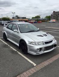 mitsubishi evolution 2006 mitsubishi evo 6 gsr imported 2006 in girvan south ayrshire
