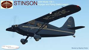 stinson voyager 108 for sale aircraft review stinson 108 3 voyager station wagon by ted