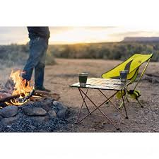 Ultralight Backpacking Chair Portable Camping Chairs With Adjustable Height Compact