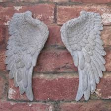 chic small angel wings